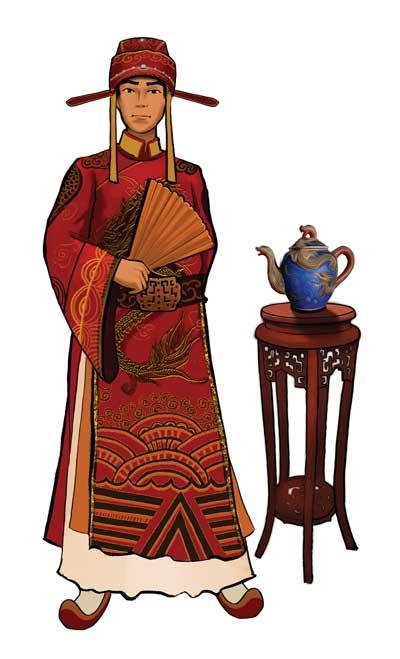 Chua Trinh