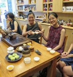 Hatvala Tea Tasting